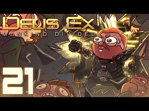 Deus Ex: Mankind Divided [Part 21] - Law and Order: DeusVU