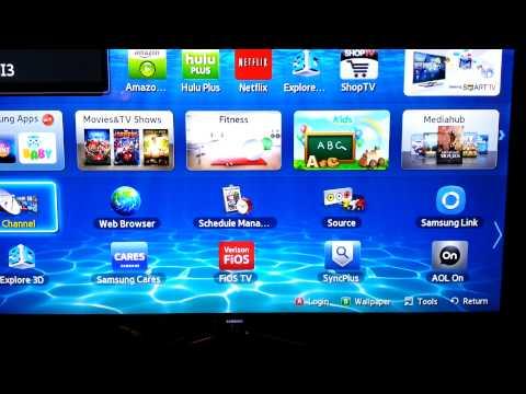 samsung smart tv problem click netflix and it opens youtube youtube. Black Bedroom Furniture Sets. Home Design Ideas