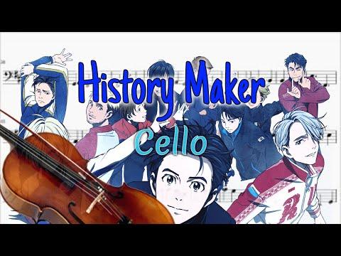History Maker - Yuri!! on Ice (Cello)