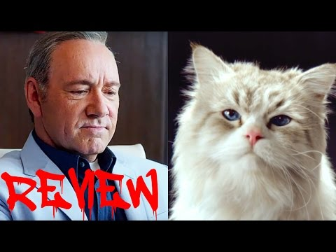 2016 CATCH UP MOVIES #3 - Nine Lives Review AKA EPIC RANT