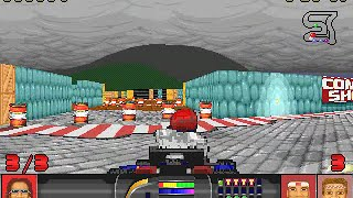 Super Karts (Dos game 1994)