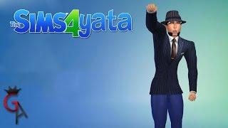 Симсята в Sims 4 - Спортивкин
