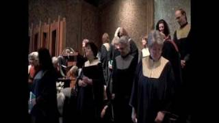 Blessing, Response, and Postlude