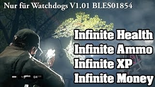 Watch Dogs V1.01 (bles01854) Trainer & Savegame Maxed Out!