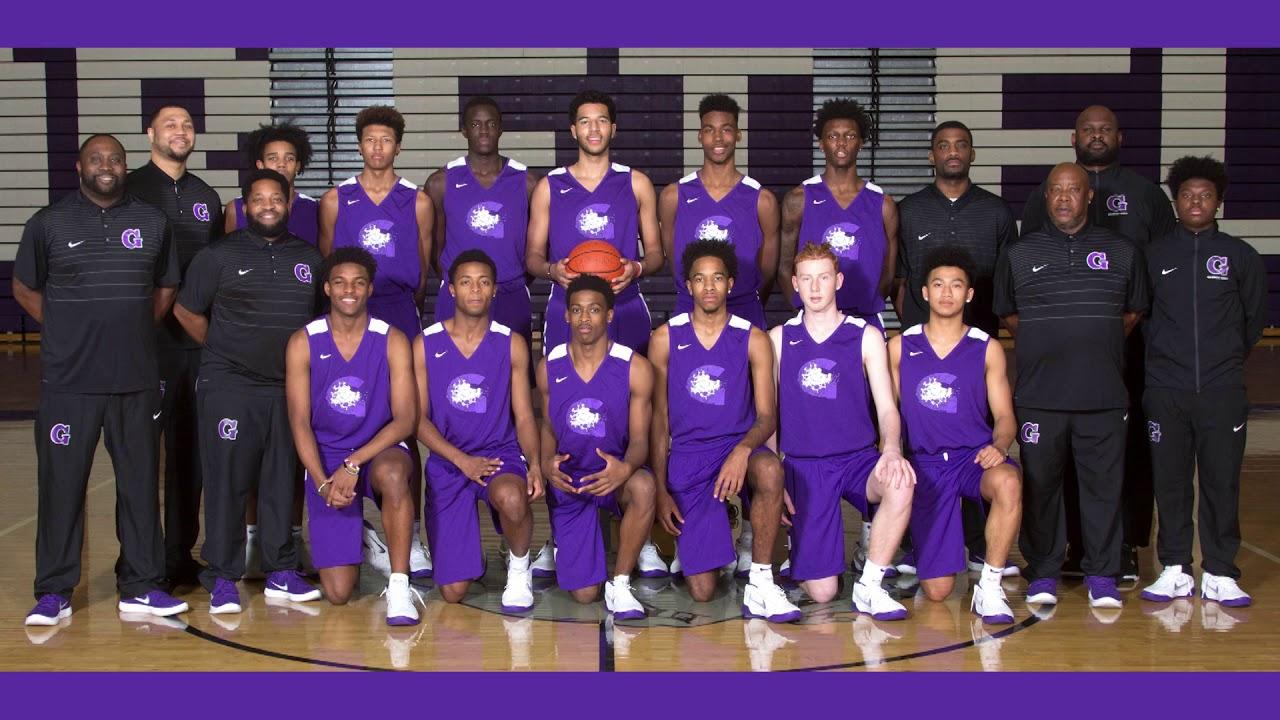 Garfield High School Boys Basketball 2018 3a State Champs Youtube