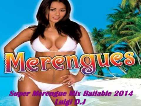 Super Merengue Mix Bailable 2014 Luigi D J