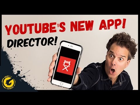 YouTube Director App