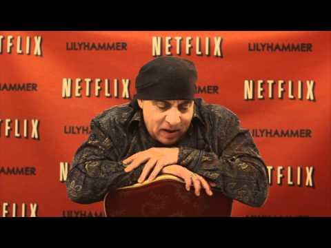 Lilyhammer  Steve Van Zandt