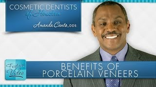 The Benefits of Porcelain Veneers Thumbnail