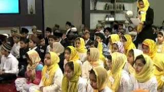 Bustan-e-Waqfe Nau Class: 16th January 2010 - Part 1