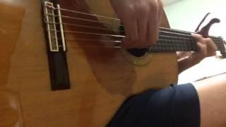 Nada Sou Sou ( なだ そうそう) Guitar Fingerstyle by Pichit