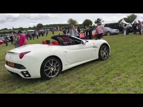 Luxury car show 2k17