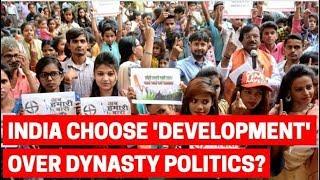 Watch Debate: Did India choose 'development' over dynasty politics?