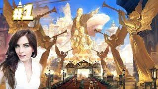 Bioshock Infinite, my first playthrough (Part 1)