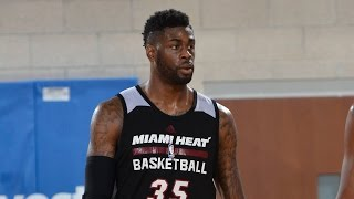 NBA D-League Vet Willie Reed Shows Out at Orlando Summer League