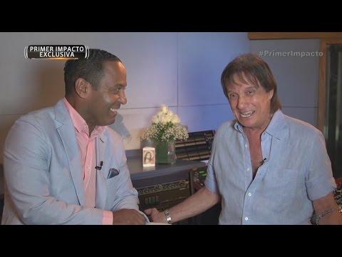 En exclusiva, Roberto Carlos habla de su enfermedad