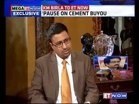 Exclusive Conversation with Kumar Mangalam Birla   Part 1
