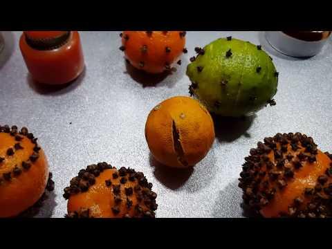 Pomander - i miris i ukras