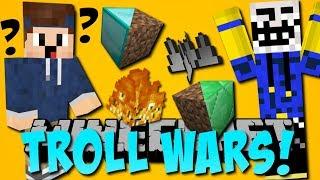 Wir trollen LOGO! (Troll Feuer, Fake Blöcke, Fallen) (Troll Wars)