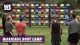 'Throwing Bullsh*t' Sneak Peek | Marriage Boot Camp: Reality Stars | WE tv