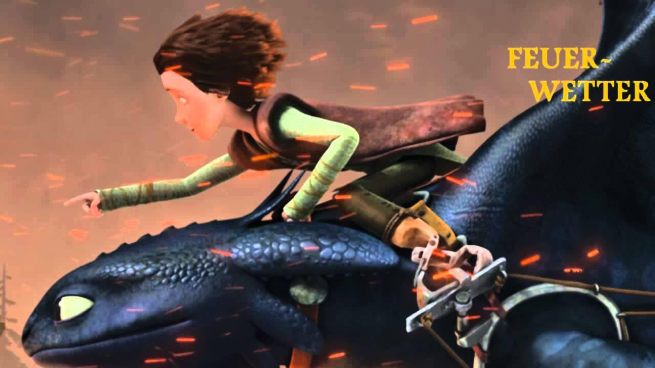 dragons die w chter von berk feuerwetter trailer folge 16 youtube. Black Bedroom Furniture Sets. Home Design Ideas