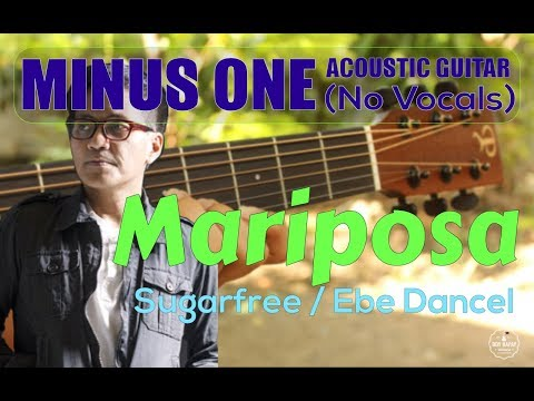 Sugarfree/Ebe Dancel - Mariposa minus one cover