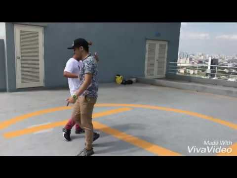 Arjay and Rofrance | Sidekick Rechoreo (Mastermind) Dance Cover Pinoy sa Bangkok