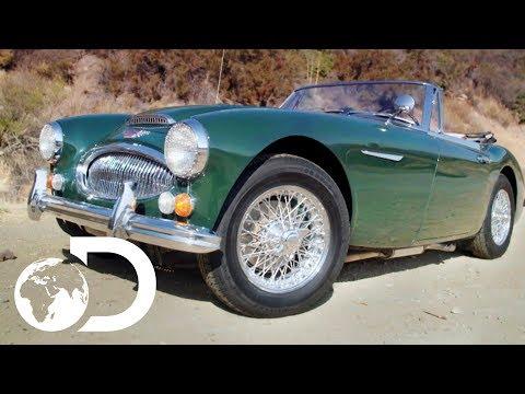 Auctioning Off An Austin Healey For Big Money | Wheeler Dealers