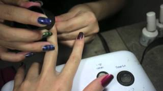Gelish Magneto Nails