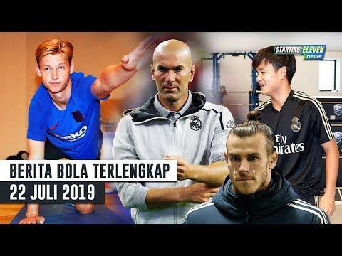 Zidane SANGAT Memalukan 😡 Kubo RISIH 😱 Ke-PeDe-an De Jong 👍 Berita Bola Terkini