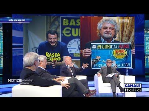 Notizie Oggi Lineasera | trasmissione del 30 Aprile 2021 - Canale Italia