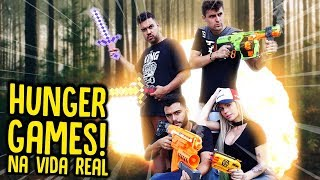 hunger games na vida real mini game rezende evil