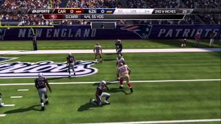 Madden 15 MUT Season Game My laptop died this is all it captured