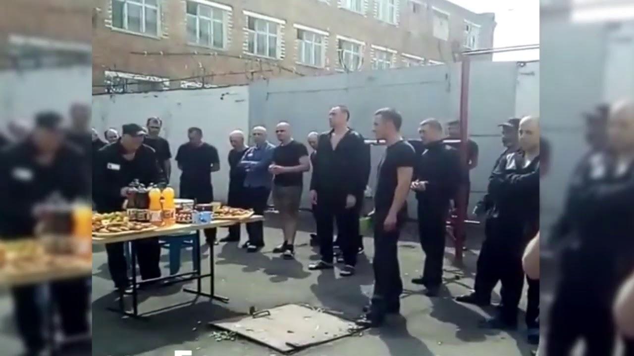 Скандальное видео из ФКУ ИК-2 УФСИН по Орловской обл., после которого увольняют начальника. «Пасха»