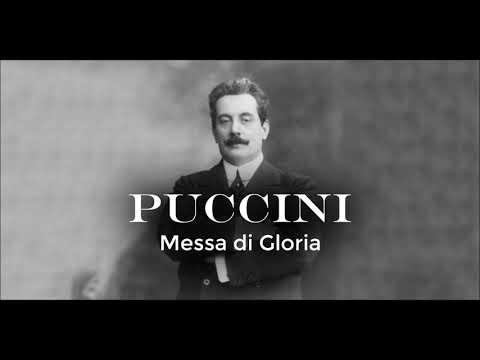 """Puccini """"Messa di Gloria"""" Eliahu Inbal"""