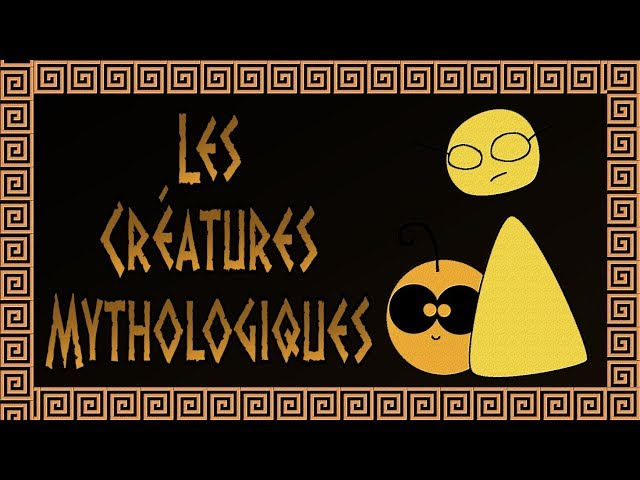 Linksthesun point culture : les creatures mythologiques