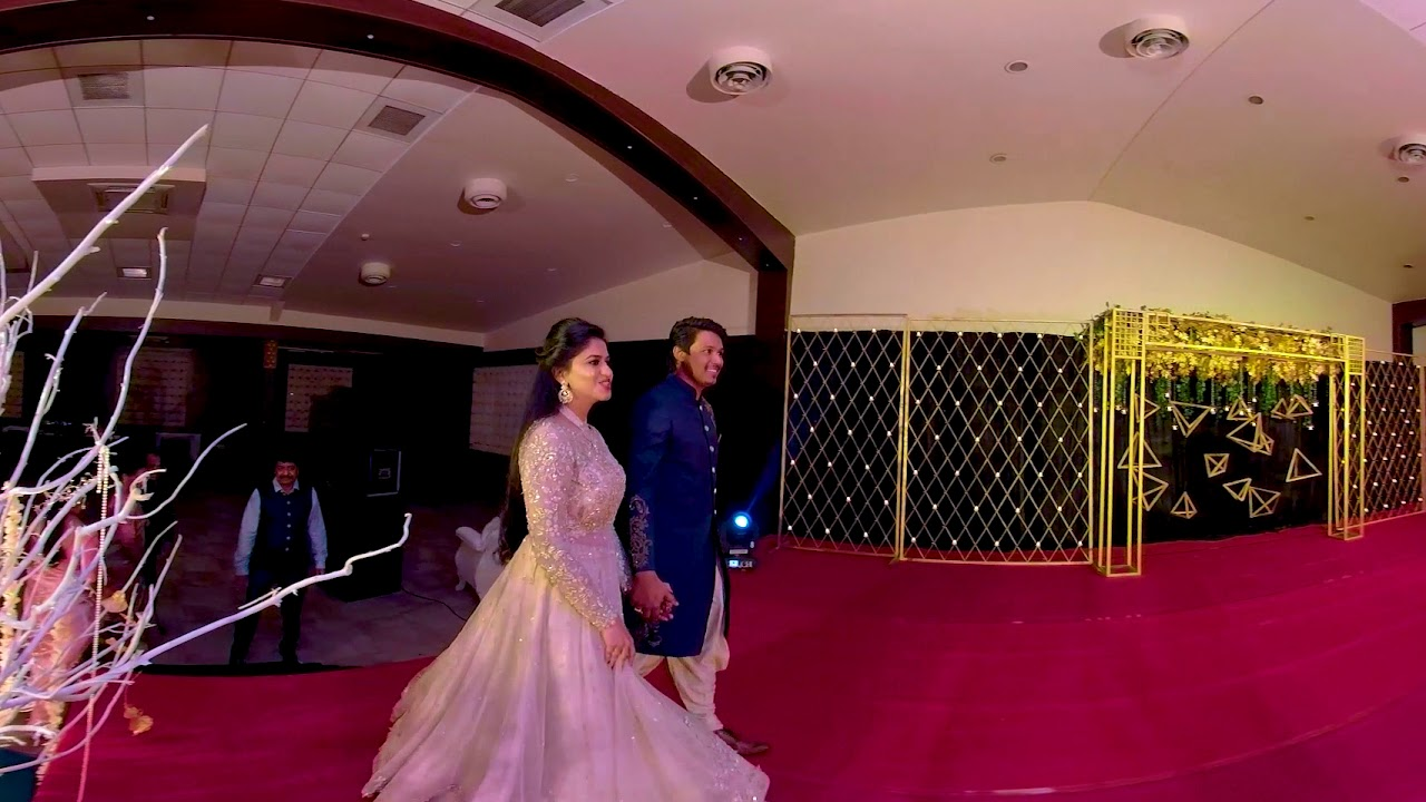 Rishika and Radhey's Sangeet Teaser in VR | JRC Conventions | DejaVR |
