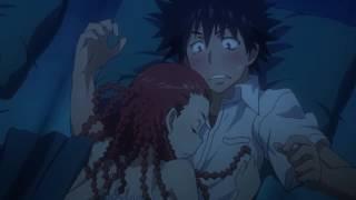 Toaru Majutsu no Index II - Agnese sleeps on Touma thumbnail