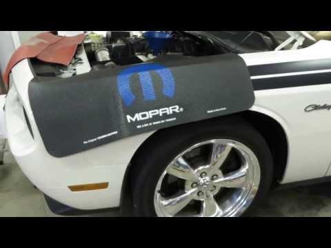 Dodge Challenger R/T with SRT 392 Cam Startup