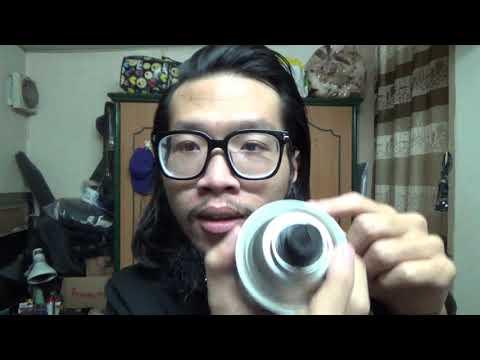 Nguyen Review #262: 18.21 Man Made Hair Spray-Fixatif - Đủ dùng