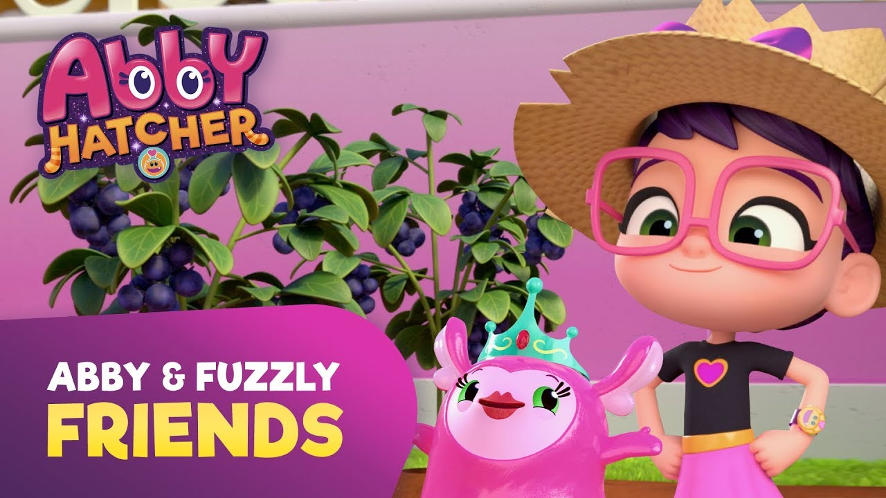 Abby Hatcher | Episode 47 - Princess Flug's Garden | PAW Patrol Official & Friends