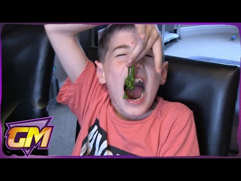 Kids Vs Food: Vegetable Delights