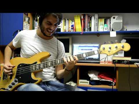 CAPAREZZA - TI FA STARE BENE (Bass cover) // Better call John!