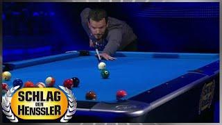 Spiel 13 - Billard - Schlag den Henssler