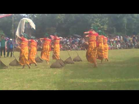 Bodo traditional dance 2 at cultural...