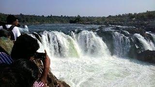 Bheda Ghat Jabalpur .: NARMADA RIVER