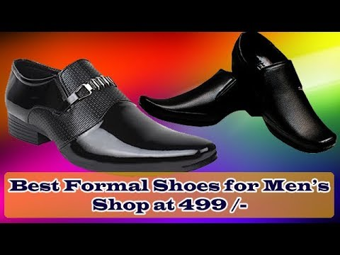 91aa12313a5 Best formal shoes for mens online under 500