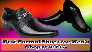 Best formal shoes for mens online under