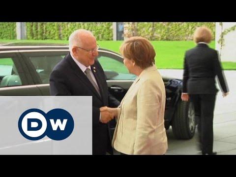 Непростая дружба: Германия и Израиль празднуют юбилей дипотношений