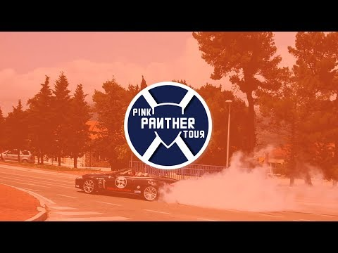 The Pink Panther Tour : craziest supercar roadtrip in Europe